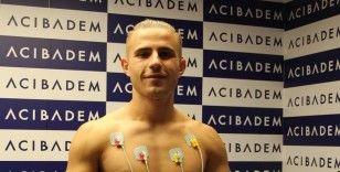 Fenerbahçe'de Pelkas, sağlık kontrolünden geçti