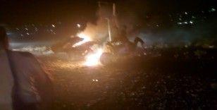 Afrin'de bomba yüklü araçla saldırı düzenlendi