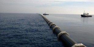 Türkiye'den KKTC'ye su verilmeye başlandı
