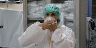 'Kovid-19 savaşçısı' hemşireler virüsle mücadelelerini anlattı