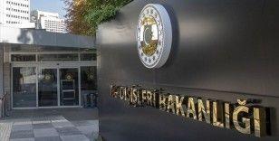 Dışişleri Bakanlığı: Kırgızistan'da parlamento seçimlerinin ardından meydana gelen gelişmelerden endişe duyuyoruz