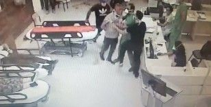 İzmir'de polis ve doktorları darp eden şüpheliler serbest bırakıldı
