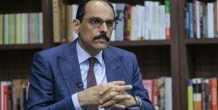 Cumhurbaşkanlığı Sözcüsü Kalın: Boş vaatlerle Karabağ meselesinin çözülemeyeceği açık ve seçik ortaya çıkmıştır