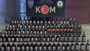 Adana'da kaçakçılık operasyonları