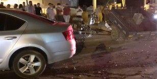 Hatay'da otomobil ile triportör çarpıştı: 1 yaralı