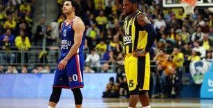 THY Euroleague'de Türk derbisi zamanı: Anadolu Efes - Fenerbahçe