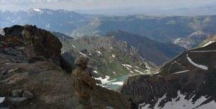 Milli Savunma Bakanlığı: Son 10 günde 147 PKK/YPG'li terörist etkisiz hale getirildi