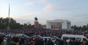 Kırgızistan'da protestolar devam ediyor