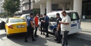 Beyoğlu'nda 40 ekip ve 100 personelle huzur uygulaması