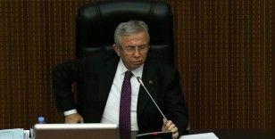 Ankara Büyükşehir Belediyesine 700 milyonluk kredi kullanım yetkisi verildi
