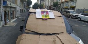 İstanbul'da kapalı otoparklar doldu