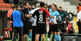 PFDK'den Sumudica'ya 1 maç men cezası