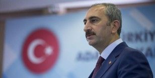 Adalet Bakanı Gül: Yargının 'pardon' deme lüksü yoktur