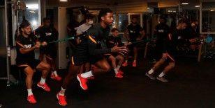 Galatasaray, Alanyaspor maç hazırlıklarına başladı