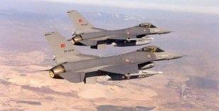 Irak'ın kuzeyinde PKK'lı 5 terörist etkisiz hale getirildi