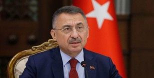 Cumhurbaşkanı Yardımıcısı Oktay'dan, Erdoğan'ın 'Eğilmedik, eğilmeyiz' paylaşımına destek