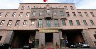 MSB: 'Söz konusu harekat ile sadece Türkiye'nin değil, diğer bölge halklarının da güvenliği hedeflenmiştir'