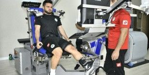 Konyaspor'da izokinetik ve kuvvet testleri yapıldı