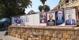KKTC halkı 11 adaylı yarışta cumhurbaşkanını seçecek