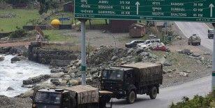 Pompeo, Çin'in Hindistan sınırına 60 bin asker konuşlandırdığı bildirdi