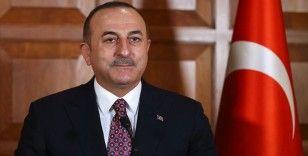 Mevlüt Çavuşoğlu, Azerbaycan Dışişleri Bakanı Ceyhun'la telefonda görüştü