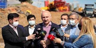 Bakan Karaismailoğlu: Çamlıca Tepesi'ndeki 28 devasa antenin tamamı kaldırıldı
