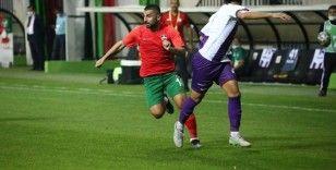 Diyarbekirspor tek golle 3 puanı aldı