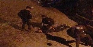 İzmir'de okulu soymak isteyen hırsız gece kartallarından kaçamadı