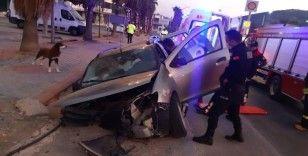 Kuşadası'nda trafik kazası: 1 ölü