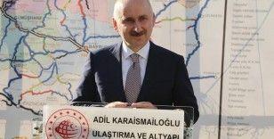 Bakan Karaismailoğlu Yusufeli'nde incelemelerde bulundu