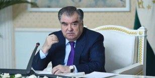Tacikistan'da İmamali Rahman yaklaşık yüzde 91 oyla 5'inci kez cumhurbaşkanı seçildi