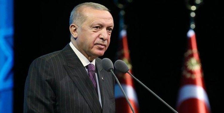Cumhurbaşkanı Erdoğan'dan vefat eden Kilis Belediye Başkanı Bulut için başsağlığı mesajı