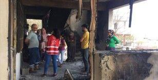 Hatay'daki orman yangınından etkilenenlere psikolojik destek