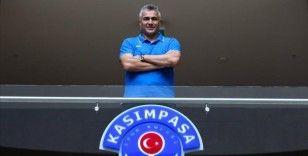 Kasımpaşa'da Mehmet Altıparmak'ın 100. yıl hedefi büyük