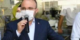 AK Parti Grup Başkan Vekili Turan, Anayasa Mahkemesi'nin Berberoğlu kararını değerlendirdi