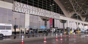 Sabiha Gökçen Havalimanı'nda yolcu yoğunluğu