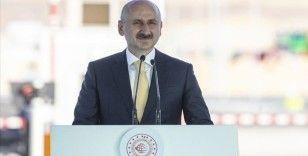 Ulaştırma ve Altyapı Bakanı Karaismailoğlu: Rize-Artvin Havalimanını önümüzdeki yıl açmayı planlıyoruz