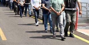 FETÖ'nün Hava Kuvvetleri Komutanlığındaki mahrem yapılanmasına yönelik soruşturma: 15 gözaltı