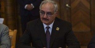 Libyalı taraflar arasındaki müzakerelere katılamayan Hafter'in tekrar saldırma ihtimali