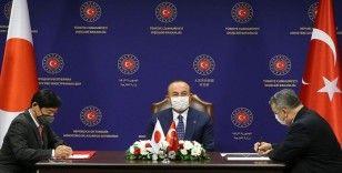 Dışişleri Bakanı Çavuşoğlu: Japonya bizim için önemli bir dost ve güvenilir bir ortaktır