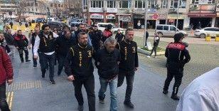 Bursa'da ormanda işlenen cinayette 5 sanığın yargılanması sürüyor