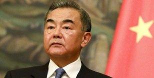 Çin Dışişleri Bakanı Wang ABD'nin Hint-Pasifik stratejisini 'güvenlik riski' olarak görüyor