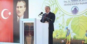 TBMM Başkanı Şentop: Ormanlarımızı yakarak bize zarar vereceklerini zannedenler gaflet çukurlarında boğulacak