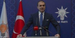 AK Parti Sözcüsü Çelik: Cumhurbaşkanımız Şırnak, Kayseri ve Malatya il kongrelerimize katılacak