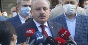 TBMM Başkanı Şentop'tan Enis Berberoğlu kararına ilişkin açıklama