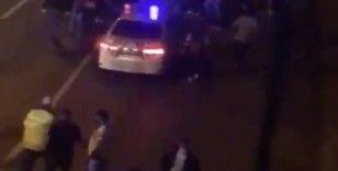 Esenyurt'ta taksici terörü durmak bilmiyor
