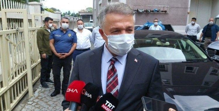 İzmir İl Emniyet Müdürü Aşkın: 'Sahte içkiden 18 kişi öldü'