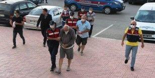 İki kişinin ölümünden sorumlu kaçak alkol satan üç şüpheli yakalandı