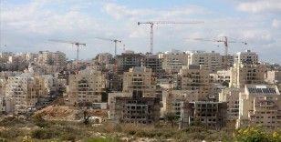 İsrail'den Batı Şeria'da 2 binden fazla yeni konut inşasına onay