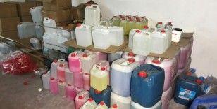 İstanbul'da sahte içki operasyonu: 7 ton etil alkol ele geçirildi